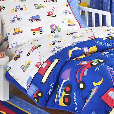 Olive Kids Under Construction Toddler Bedding. Olive Kids Under Construction Toddler Bedding   The Frog and the