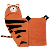Zoocchini Travis the Tiger Hooded Towel