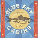 Blue Sky Cabins Wall Art