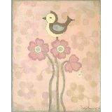 Love Bird Pink Wall Art