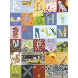 Alphabet Seek Wall Art