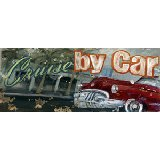 Cruise By Car Wall Art