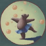 Dancing Bears Wall Art