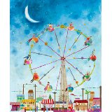 Ferris Wheel Wall Art