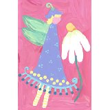 Peri Petal Fairy Wall Art