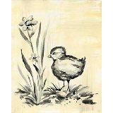 Toile Chickie Wall Art