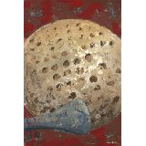 Vintage Golf Ball Wall Art Multiple Colors