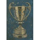 Vintage Trophy Cup Wall Art