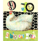 9, 10 A Big Fat Hen Canvas Wall Art