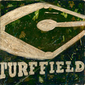 Turf Field Wall Canvas Art