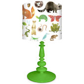 Oopsy Daisy Forest Friends A to Z Lamp