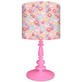 Oopsy Daisy It a Small World Parisian Pattern Lamp