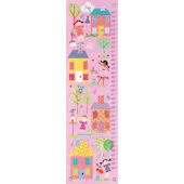 Little House Canvas Growth Chart