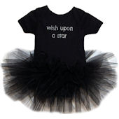 Wish Upon a Star Tutu Onesie Dress