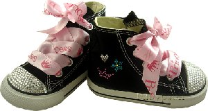 Princess Bling Pageant Shoes