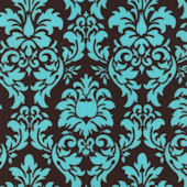 Spa Dandy Damask Lovey Blanket