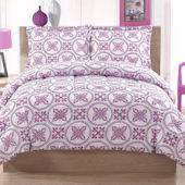 Baroque Circles Quilt Set