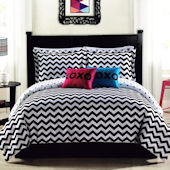 Chevron Stroll Quilt Set