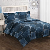Jean Patch Quilt Set