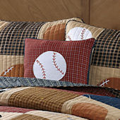 Classic Sports Decorative Pillow