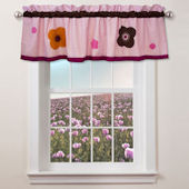 Flowers For Hanna Window Valance