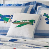 Fly Away Deco Pillow