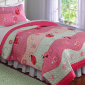 Garden Waves Quilt Set