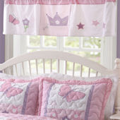 Princess Window Valance
