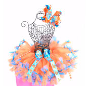 Finding Nemo Tutu Dress