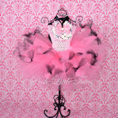 I Love Paris Tutu Dress