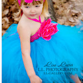 Caribbean Princess Peony Tutu Dress