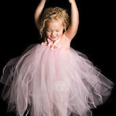 Baby Bella Blooming Tutu Dress