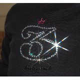 Third Birthday Bling Tee