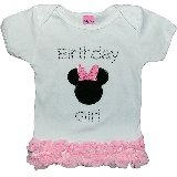 Mousey Bling Birthday Boutique Top