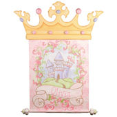 Fairy Princess Banner
