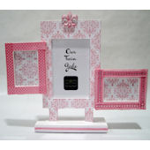 Ribbon Made Little Princess Twin Frame