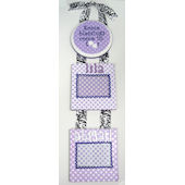 Ribbonmade Twin Hanging Frame Plaque