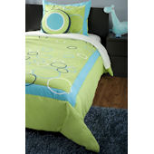 Rizzy Home Bubbles Comforter Set