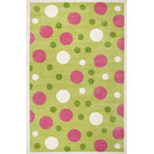 Rizzy Home Dots Rug