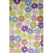 Rizzy Home Flowers Rug