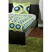 Rizzy Home Jake Green Comforter Set