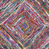 Rug Market Anthro Diamond Rug