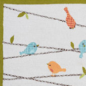 Rug Market Birds On A Wire Rug
