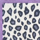 Cheatico Purple Rug