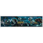 Tron Legacy Prepasted Wallpaper Border