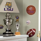 LSU Tigers Peel and Stick Appliques