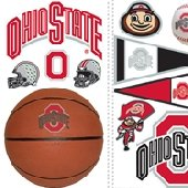 Ohio State Buckeyes Appliques