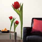 Tulip Wall Mural Stickers