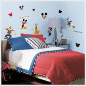 Mickey and Friends Wall Decals