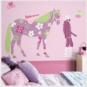 Horse Crazy Megapack Wall Stickers SALE